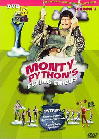 monty pythons flying circus - complete series dvd