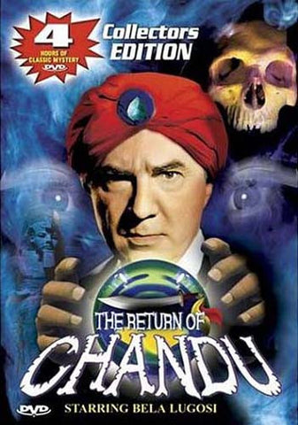 The Return of Chandu DVD Movie