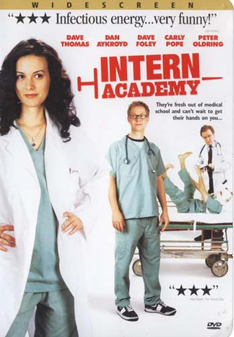 Intern Academy DVD Movie
