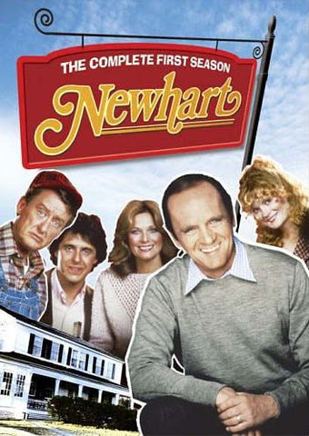 Newhart - The Complete First Season (Boxset) DVD Movie