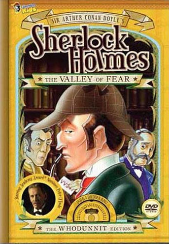 Sherlock Holmes - The Valley of Fear DVD Movie