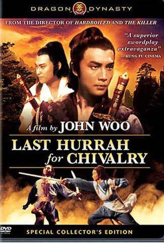 Last Hurrah for Chivalry (Dragon Dynasty) DVD Movie