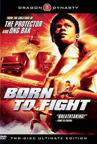 Born to Fight-Two-Disc Ultimate Edition (Dragon Dynasty) DVD Movie