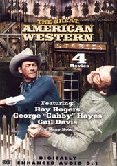 The Great American Western - Stables : 4 movies (Vol.31)