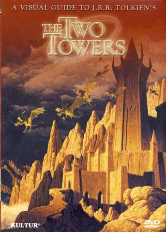 Inside Tolkien's - The Two Towers DVD Movie