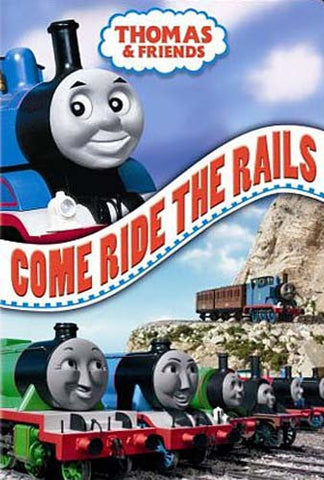 Thomas and Friends - Come Ride the Rails DVD Movie