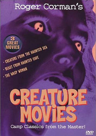 Creature Movies (Roger Corman) DVD Movie