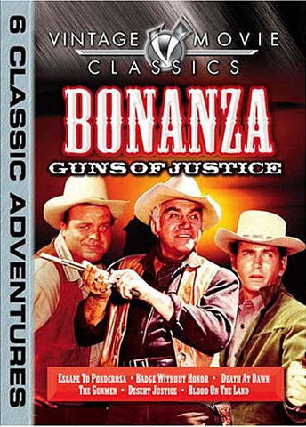 Bonanza: Guns of Justice (Vintage Movie Clssecs) DVD Movie