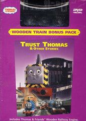 Thomas and Friends - Trust Thomas and Other Stories (Wooden Train Bonus Pack) (Boxset)
