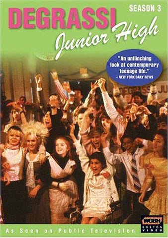 Degrassi Junior High - Season 3 (Boxset) DVD Movie