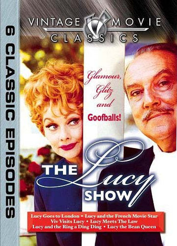 The Lucy Show: Glamour, Glitz & Goofballs (6 Classic Episodes) DVD Movie