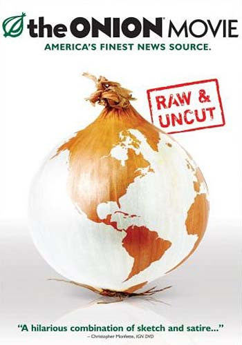 The Onion Movie (Raw and Uncut) DVD Movie