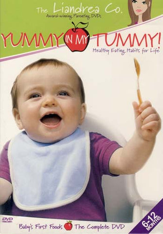 Yummy in My Tummy DVD Movie