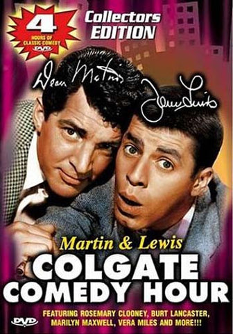 The Colgate Comedy Hour - Martin & Lewis - Collectors Edition DVD Movie