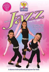 Tinkerbell Dance Studio - Learn Jazz Step-By-Step