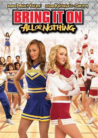Bring It On - All Or Nothing (Full Screen) (Bilingual) DVD Movie