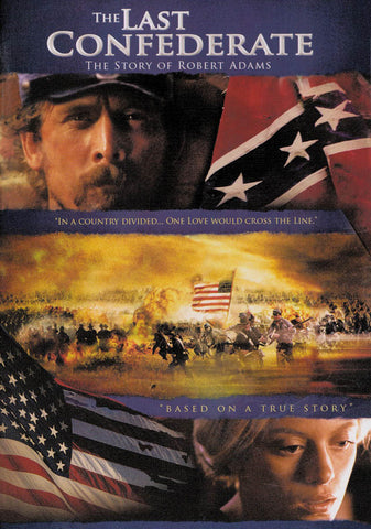 The Last Confederate - The Story of Robert Adams DVD Movie