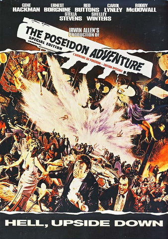 The Poseidon Adventure (Special Edition) (Bilingual) DVD Movie