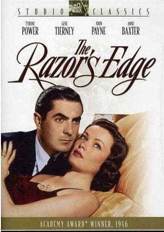 The Razor's Edge (Studio Classics) DVD Movie