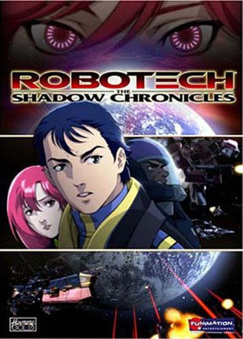 Robotech - The Shadow Chronicles Movie DVD Movie