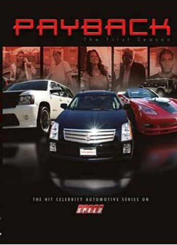 Payback: The First Season DVD Movie