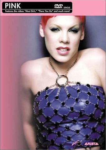 Pink - Most Girls/There You Go (DVD Single) DVD Movie