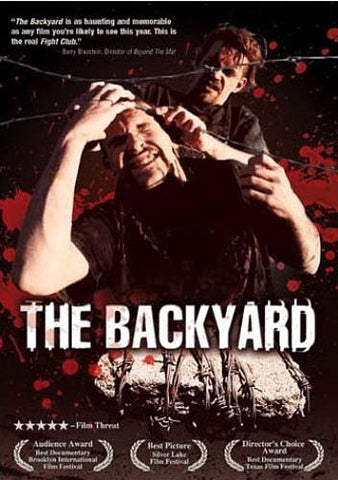 The Backyard DVD Movie