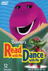 Barney's Read with Me Dance with Me DVD Movie