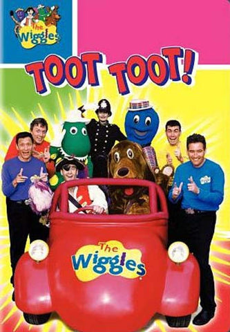 The Wiggles: Toot Toot! DVD Movie