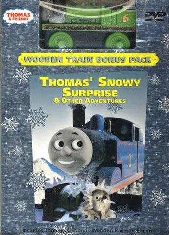 Thomas and Friends - Snowy Surprise (With Toy) (Boxset) DVD Movie