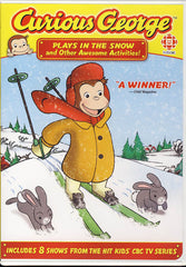 Curious George - Plays in the Snow and Other Awesome Activities
