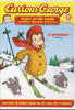 Curious George - Plays in the Snow and Other Awesome Activities DVD Movie
