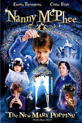 Nanny McPhee (Full Screen Edition) DVD Movie