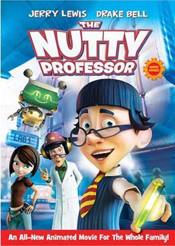 The Nutty Professor (Animated)(bilingual) DVD Movie