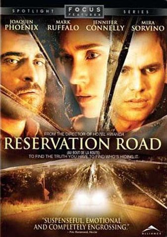 Reservation Road (Widescreen) (Bilingual) DVD Movie