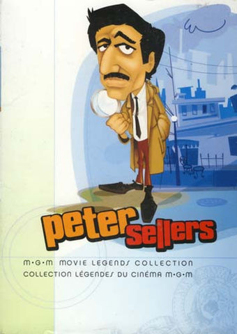 Peter Sellers Collection (The Pink Panther/What s New, Pussycat?/The Party/Casino Royale) (Boxset) DVD Movie