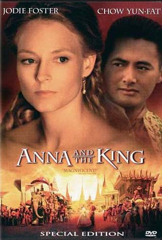 Anna and the King (Special Edition) DVD Movie