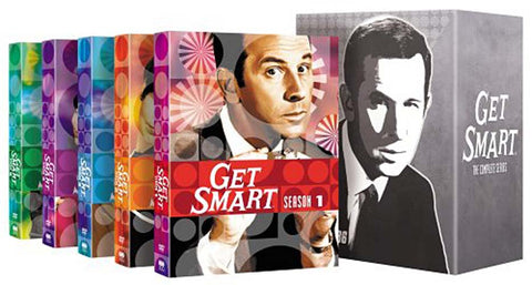 Get Smart - The Complete Series Gift Set (Boxset) DVD Movie