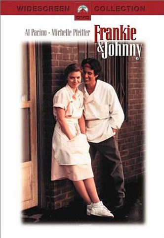 Frankie & Johnny (Al Pacino) DVD Movie