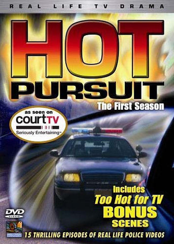 Hot Pursuit - The First Season (Boxset) DVD Movie