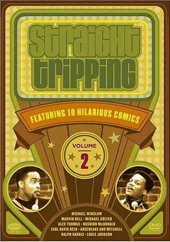 Straight Tripping, Vol. 2 DVD Movie