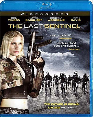 The Last Sentinel (Blu-ray) BLU-RAY Movie