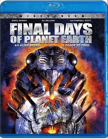 Final Days of Planet Earth (Blu-ray) BLU-RAY Movie