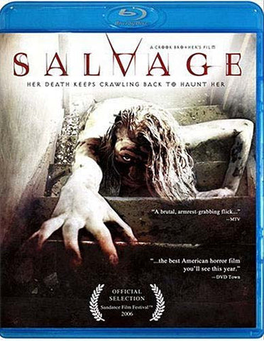 Salvage (Blu-ray) BLU-RAY Movie