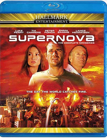 Supernova (Blu-ray) BLU-RAY Movie