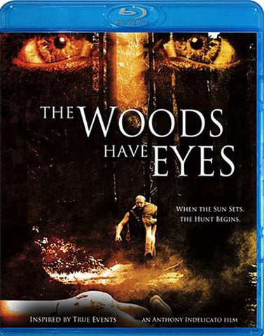 The Woods Have Eyes (Blu-ray) BLU-RAY Movie