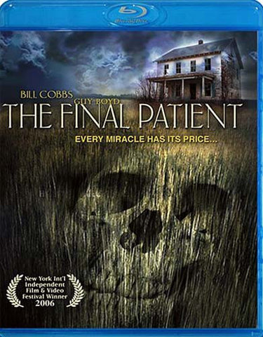 The Final Patient (Blu-ray) BLU-RAY Movie