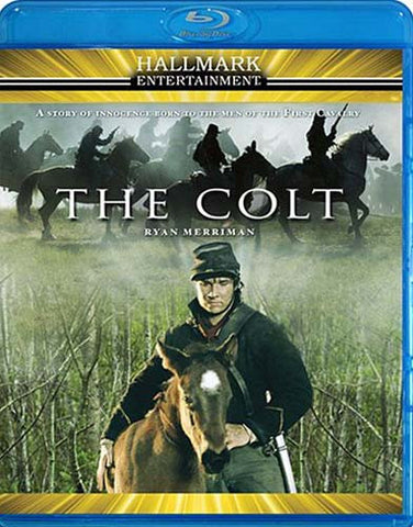The Colt (Blu-ray) BLU-RAY Movie