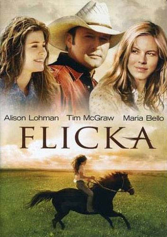 Flicka (Bilingual) DVD Movie