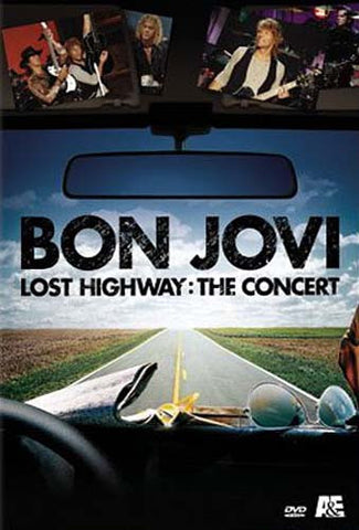 Bon Jovi - Lost Highway: The Concert DVD Movie